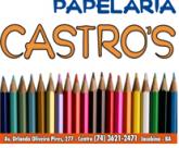 PAPELARIA CASTROS